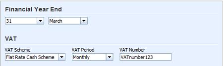 Xero VAT 5