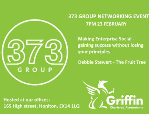 373 Group networking event