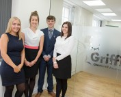 Griffin new team members