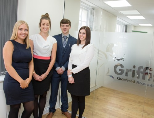 New employees for expanding accountancy firm